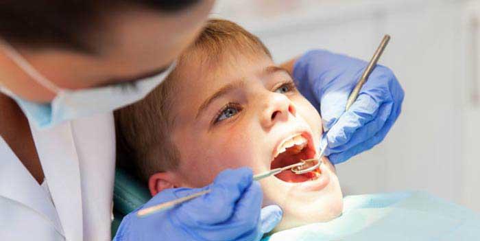 ترمیم دندان کودکان بدون بیهوشی