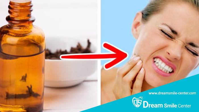 درمان فوری دندان درد در خانه