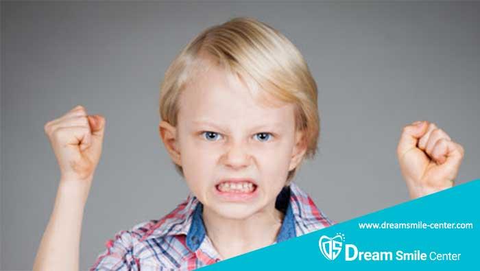 بهترین روش درمان دندان قروچه در کودکان
