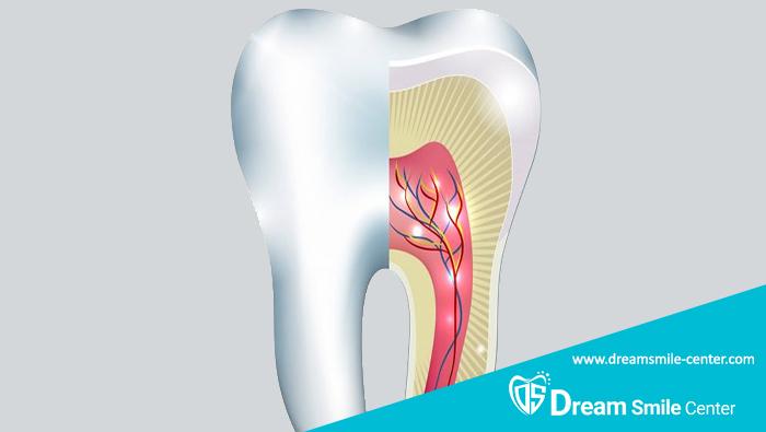 ماندن ریشه دندان شیری در لثه