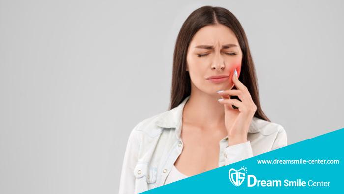 درد مداوم دندان بعد از عصب کشی