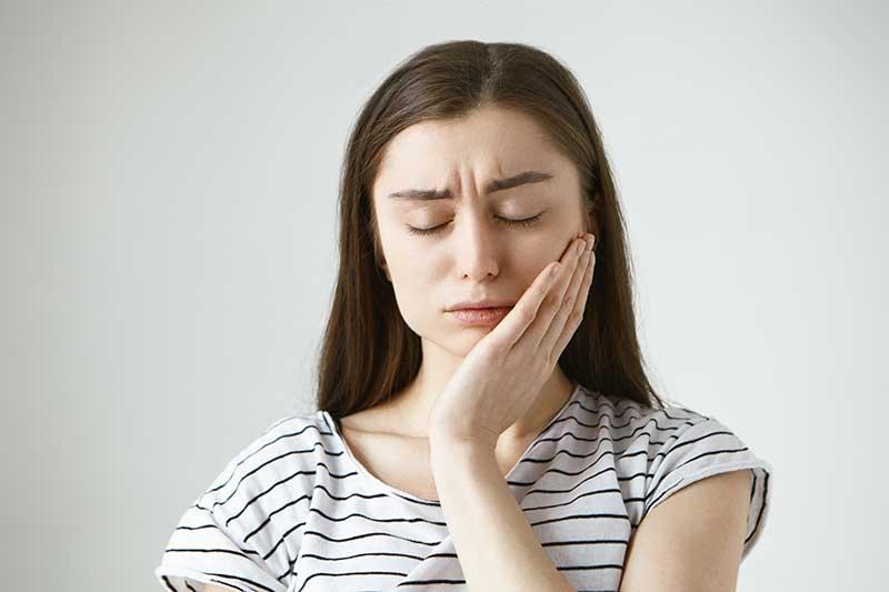 رفع پوسیدگی دندان بدون پر کردن