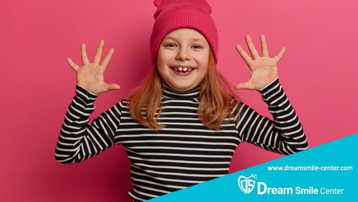 چگونه بفهمیم دندان شیری است؟